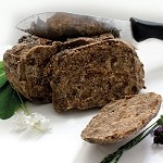 8 oz of Raw African Black Soap